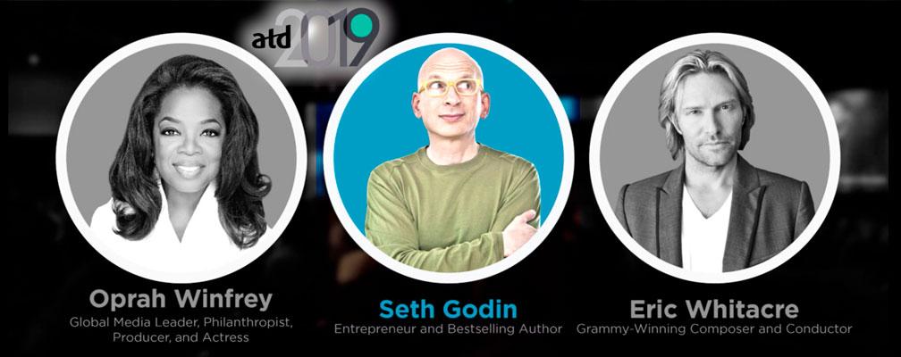 Seth Godin na ATD 2019: Dançando à margem da revolução